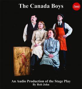 Canada Boys album cover